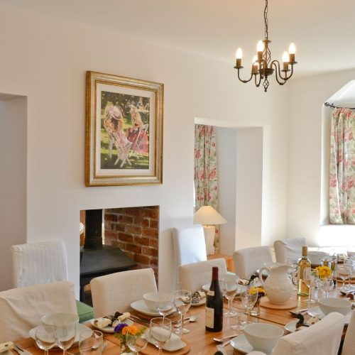 Dining Area | The Farmhouse
