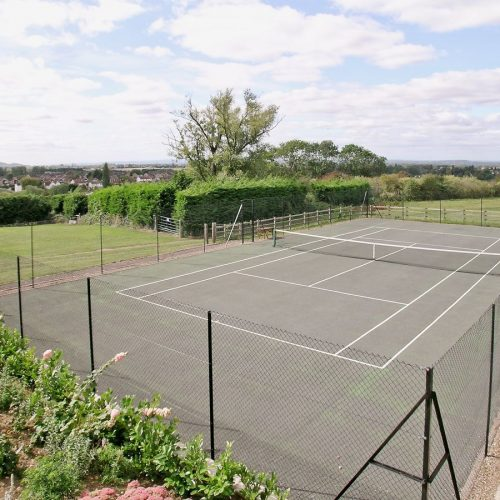 Tennis Court | The Farmhouse