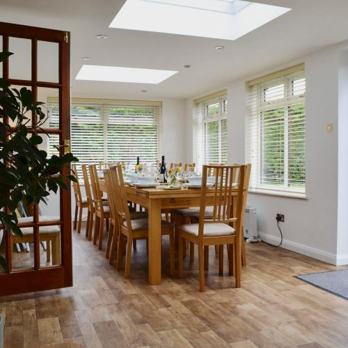 Dining Room | Walnut Tree House